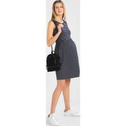 Sukienki hiszpanki: Envie de Fraise LORNA Sukienka z dżerseju navy blue/off white