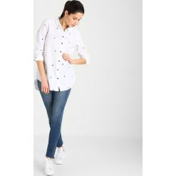 Koszule wiązane damskie: TOM TAILOR DENIM STAR EMBROIDERED Koszula ecru