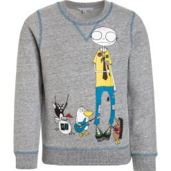 Odzież chłopięca: Little Marc Jacobs Bluza meliertes grau