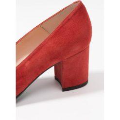 Buty ślubne damskie: Brenda Zaro BENETT Czółenka clay