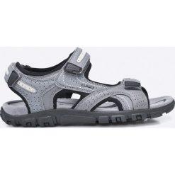 Sandały męskie skórzane: Geox – Sandały