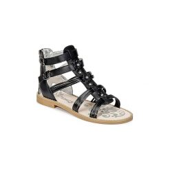 Sandały Dziecko  Primigi  FANTADA. Czarne sandały dziewczęce marki Primigi. Za 207,20 zł.