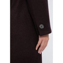 Płaszcze damskie pastelowe: Topshop Petite MILLIE  Płaszcz wełniany /Płaszcz klasyczny burgundy