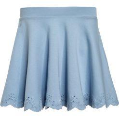 Polo Ralph Lauren PONTE SKIRT BOTTOMS Spódnica trapezowa elite blue. Niebieskie spódniczki dziewczęce Polo Ralph Lauren, z bawełny. Za 209,00 zł.