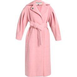 Płaszcze damskie pastelowe: Topshop MUTTON Płaszcz wełniany /Płaszcz klasyczny pink
