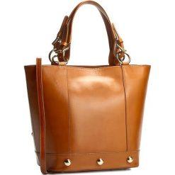Torebka CREOLE - K10189 Koniak. Brązowe torebki klasyczne damskie Creole, ze skóry. W wyprzedaży za 279,00 zł.