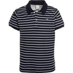 Bluzki dziewczęce bawełniane: Scotch Shrunk GARMENT DYED  Koszulka polo blue