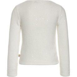 Swetry chłopięce: Billieblush Kardigan elfenbein