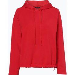 Marc O'Polo - Damska bluza nierozpinana, czerwony. Czerwone bluzy rozpinane damskie Marc O'Polo, l, z kapturem. Za 529,95 zł.