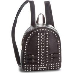 Plecak LOVE MOSCHINO - JC4318PP06KV0000 Nero. Czarne plecaki damskie Love Moschino, ze skóry ekologicznej. Za 879,00 zł.