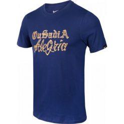 Nike Koszulka Neymar Verbiage M granatowa r. S  (742604-410). Niebieskie koszulki sportowe męskie Nike, m. Za 70,93 zł.