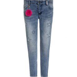 Retour Jeans SASKIA Jeans Skinny Fit light blue denim. Niebieskie jeansy dziewczęce marki Retour Jeans, z bawełny. Za 249,00 zł.