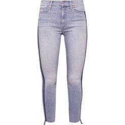 Mother STUNNER ZIP Jeans Skinny Fit blue denim. Niebieskie rurki damskie Mother. Za 1319,00 zł.