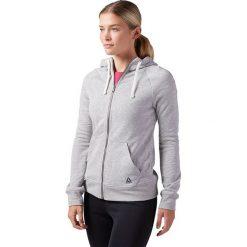 Odzież damska: bluza sportowa damska REEBOK ELEMENTS FRENCH FULL ZIP HOODIE / CF8595