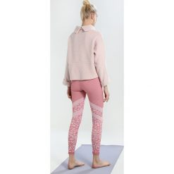 Bluzy rozpinane damskie: Varley WHITTIER SWEAT Bluza rose