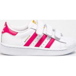 Buty dziecięce: adidas Originals – Buty dziecięce Superstar Foundation CF C