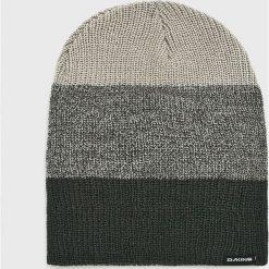 Dakine - Czapka. Szare czapki zimowe męskie Dakine, na zimę, z dzianiny. Za 79,90 zł.