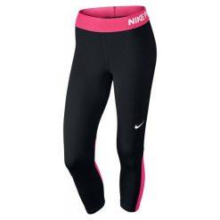 Bryczesy damskie: Nike Spodnie Treningowe W Np Cpri Xs