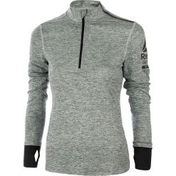 Odzież damska: bluza do biegania damska REEBOK RUNNING QUARTER ZIP / S99807