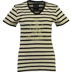 """T-shirty damskie: Koszulka """"Jardin"""" w kolorze czarno-białym"""