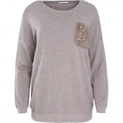 Khaki Sweter Opuscule. Brązowe swetry klasyczne damskie other, uniwersalny. Za 59,99 zł.