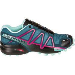 Salomon Buty damskie Speedcross 4 CS W Mallard Blue/Reflecting Pond/Eggsteel Blue r. 40 (398433). Szare buty sportowe damskie marki Nike. Za 399,00 zł.