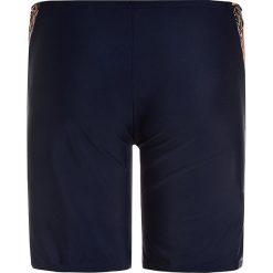 Speedo BOOM JAM  Kąpielówki navy/fluro orange. Niebieskie kąpielówki chłopięce marki Speedo, z elastanu. Za 129,00 zł.