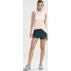 Nike Performance TAILWIND TANK COOL Koszulka sportowa crimson tint/heather. Brązowe t-shirty damskie Nike Performance, xl, z bawełny. Za 169,00 zł.