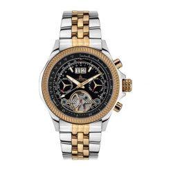 """Zegarki męskie: Zegarek """"R10600-GOLD-IP"""" w kolorze srebrno-złotym"""