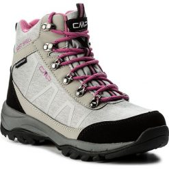 Buty trekkingowe damskie: Trekkingi CMP - Soft Naos Wmn Wp 3Q47466 Argento Mel. U403