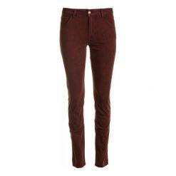 Mustang Jeansy Damskie Sissy Slim S&P 30/34 Burgund. Niebieskie jeansy damskie slim marki Mustang, z aplikacjami, z bawełny. W wyprzedaży za 215,00 zł.