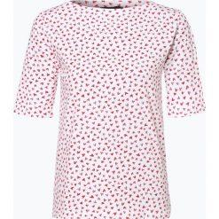 Franco Callegari - T-shirt damski, beżowy. Zielone t-shirty damskie marki Franco Callegari, z napisami. Za 89,95 zł.