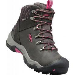 Buty trekkingowe damskie: Keen Buty Trekkingowe Revel Iii W Black/Rose Us 8 (38,5 Eu)