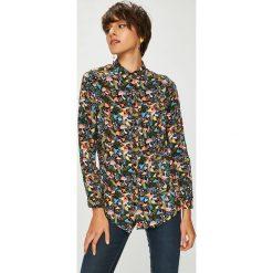 Medicine - Koszula Basic. Szare koszule wiązane damskie MEDICINE, l, z tkaniny, casualowe, z długim rękawem. W wyprzedaży za 55,90 zł.