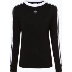 Adidas Originals - Damska koszulka z długim rękawem, czarny. Czarne t-shirty damskie adidas Originals. Za 179,95 zł.