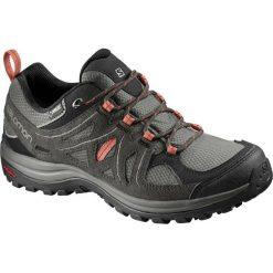 Buty trekkingowe damskie: Salomon Buty damskie Ellipse 2 GTX  Castor Gray/Beluga r. 37 1/3 (400021)