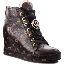 Sneakersy CARINII - B4462 L98-J16-000-861. Brązowe sneakersy damskie Carinii, ze skóry. W wyprzedaży za 319,00 zł.
