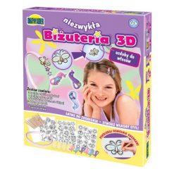 Ozdoby do włosów: DROMADER Biżuteria 3D, ozdoby do włosów - 00725
