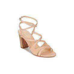 Sandały Fericelli  AXABELLE. Brązowe sandały damskie Fericelli. Za 398,30 zł.