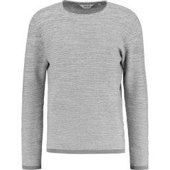 Swetry klasyczne męskie: Solid MARIUS Sweter insignia