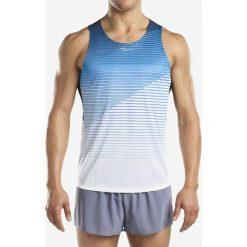 Koszulka do biegania męska SAUCONY ENDORPHIN SINGLET / SAM800037-BA - ENDORPHIN SINGLET. Szare koszulki sportowe męskie Saucony, m. Za 129,00 zł.