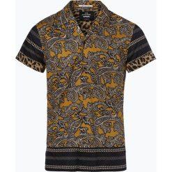 Koszule męskie na spinki: Scotch & Soda – Koszula męska, żółty