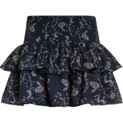 The New GALIANA SKIRT Spódnica trapezowa black iris. Białe spódniczki dziewczęce marki The New, z bawełny. Za 159,00 zł.