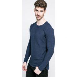 Only & Sons - Sweter. Szare swetry klasyczne męskie marki Only & Sons, m, z bawełny, z okrągłym kołnierzem. W wyprzedaży za 59,90 zł.