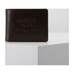 Portfele męskie: Levi's® BIFOLD WITH COIN Portfel dark brown