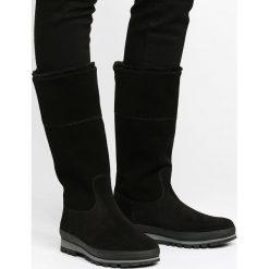 Buty zimowe damskie: Bogner ST ANTON  Śniegowce black