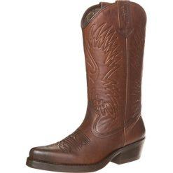 Kentucky's Western Kowbojki i Buty motocyklowe encogido camel. Brązowe botki damskie skórzane marki Kentucky's Western. W wyprzedaży za 422,10 zł.