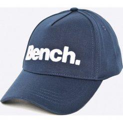 Bench - Czapka. Szare czapki z daszkiem męskie marki Bench, z bawełny. W wyprzedaży za 59,90 zł.