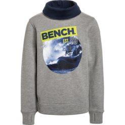 Odzież chłopięca: Bench GRAPHIC FUNNEL  Bluza grey marl