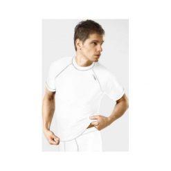 Gwinner Koszulka męska Classic V Dry Line biała r. S. Białe koszulki sportowe męskie marki Gwinner, m. Za 40,57 zł.